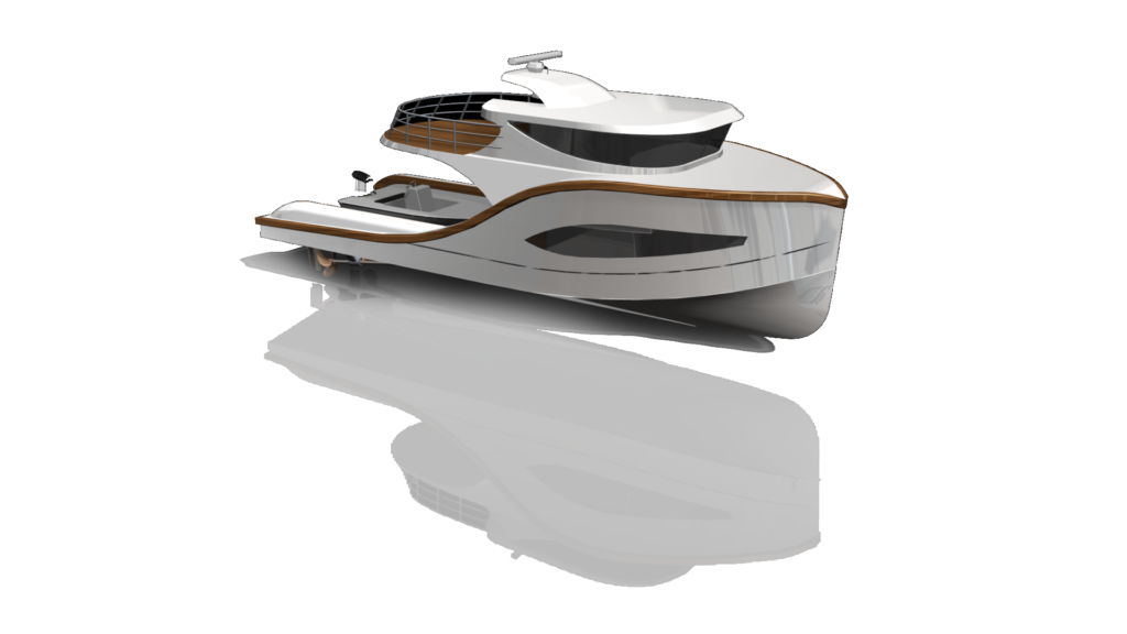 Pocket Mega Yacht