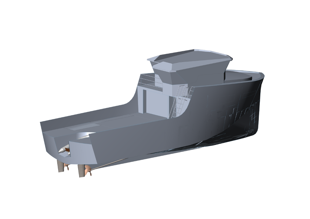 Commercial-workboat