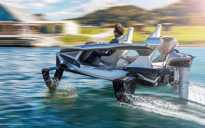 Electric Boat Tender